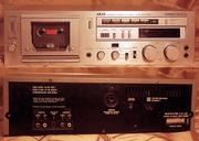 Кассетная дека AKAI GX-F80