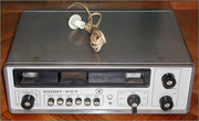 Радиоприемник трансляционный ИШИМ 003, ламповый проигрыватель пластинок