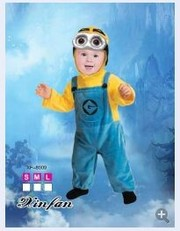 Детский карнавальный костюм миньона в Алматы