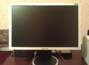 Продам монитор Samsung 205BW б/у 20''
