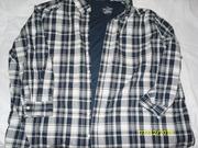 Рубашка с футболкой (комплект)