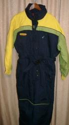 Продам горнолыжный костюм,  женский,  48-50 разм. новый