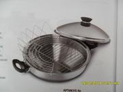 сковорода для здорового питания компании АМВЭЙ в Алматы.