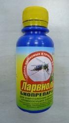 Борьба и уничтожение комаров в Алматы. Препарат Ларвиоль.