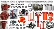 Пожарный гидрант Н 1000 мм Сталь