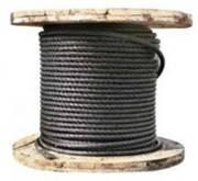 Трос стальной,  канат стальной ГОСТ 2688-80,  ГОСТ 3069-80,  ГОСТ 3077-8