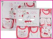 Набор подарочный для новорожденных ( 10 предметов )