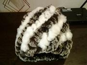шапка,  натуральный мех