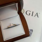 Ювелирные изделия из золота с бриллиантами в Алматы