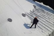 Очистка снега и наледи в Алматы