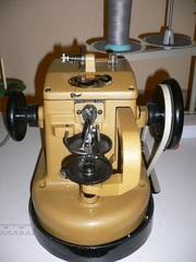 Швейная машина для меха скорняжная со столом
