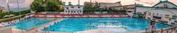 Годовой абонемент в бассейн Рахат Фитнес