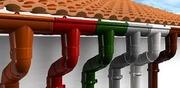 Водосточные системы Металлические и пластиковые... Доставка