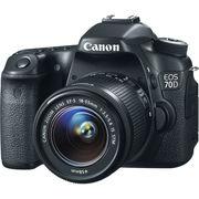 Зеркальный Фотоаппарат Canon EOS 70D Kit 18-55mm