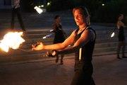 Школа огненного мастерства в Алматы