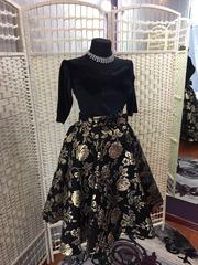 Вечернее платье «GOLD»