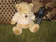 Очаровательный мишка Тедди от английской фирмы Carte Blanche.