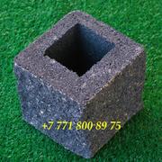 Сплитерный блок половинка (гладкий)