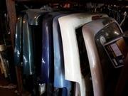 Крышка багажника на Toyota LC Prado