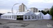 Аренда и прокат шатров в Алматы