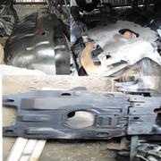 Защита двигателя и бензобака Toyota