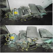 Подушка безопасности в торпедо Toyota Land Cruiser Prado, Hilux Surf