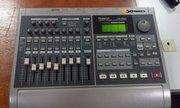 roland vs880 цифровая станция звукозаписи