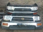 Бампер передний на Toyota Hilux SURf  185