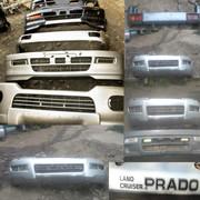 Бампера передние задние на Toyota L C Prado 150. 120. 95 .78 ,