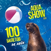 Мы разыграем 100 билетов на выступление красочного Aqua Show