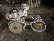 мотор TB45 на Nissan Patrol Y61