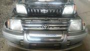 Бампер на  Toyota Land Cruiser Prado 95