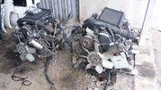 Двигатель 1KZ  на Toyota Land Cruiser Prado