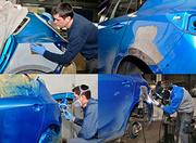 Ремонт,  покраска,  полировка автомобиля,   восстановление после аварий