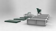 Оборудование для производства газобетона,  пенобетона НСИБ