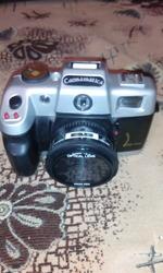 Продам фотоаппарат caonomatica со вспышкой