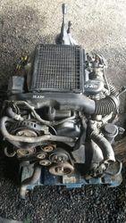 Двигатель 1KD  на Toyota Land Cruiser Prado 95 v-3.0
