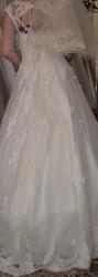 Свадебное платье.б.у один раз