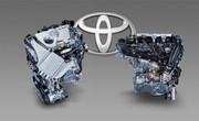 Двигатель    3VZ    V-3.0   на Toyota