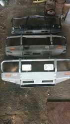 бампер силовой ARB на Prado 95