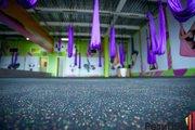 Резиновый рулонный материал для тренажерных залов