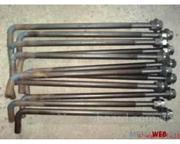Болты фундаментные М30 тип 1.1 с загибом