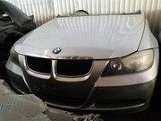 BMW - капот,  бампер,  фары,  двигатель и тд.