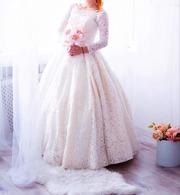 Продам свадебное платье Алматы