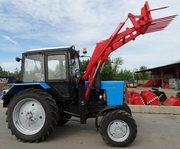 Вилы сельскохозяйственные ПФН-215-01 без захвата на погрузчик трактора