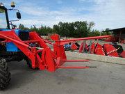 Сменные вилы штыковые ПФН-235 к погрузчику трактора