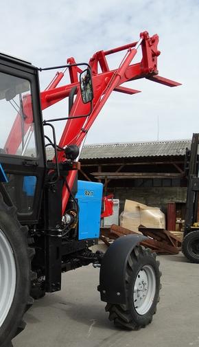 Сменные вилы грузовые ПФН-280 на погрузчик трактора