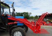 Вилы сельскохозяйственные ПФН-215 с захватом на погрузчик трактора