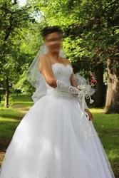 Продам свадебное платье в Алматы