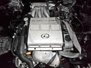Lexus двигатель